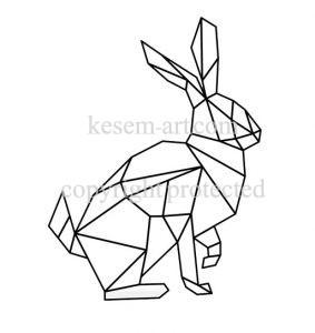 ארנב גאומטרי