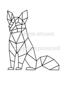 כלב גאומטרי
